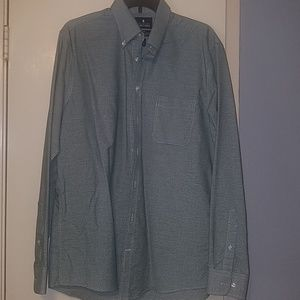 Stafford button down Wrinkle free oxford